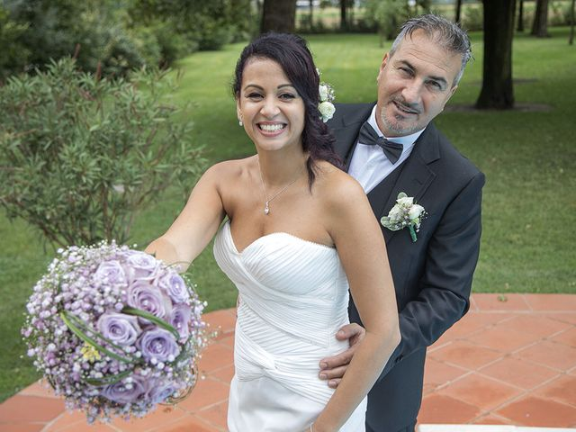 le nozze di Ale e Pino