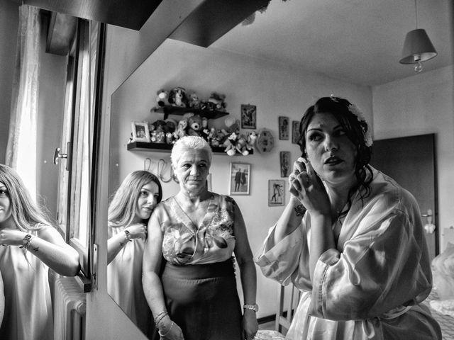Il matrimonio di Alan e Deborah a Rubiera, Reggio Emilia 5