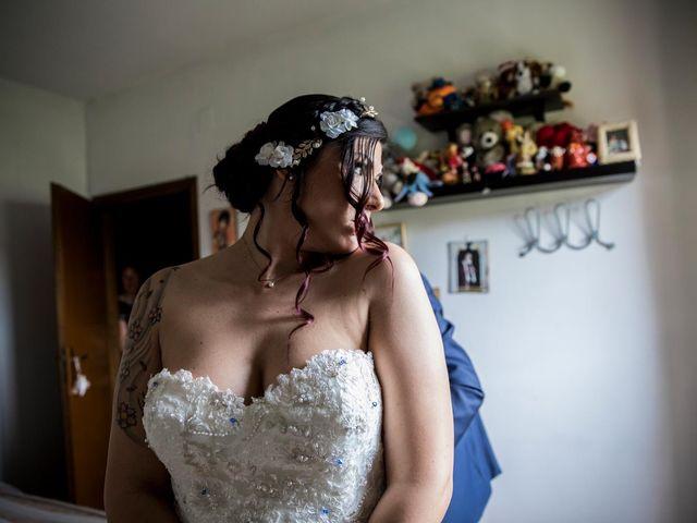 Il matrimonio di Alan e Deborah a Rubiera, Reggio Emilia 6