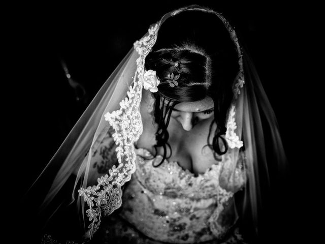 Il matrimonio di Alan e Deborah a Rubiera, Reggio Emilia 8
