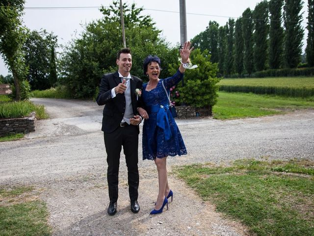 Il matrimonio di Alan e Deborah a Rubiera, Reggio Emilia 17