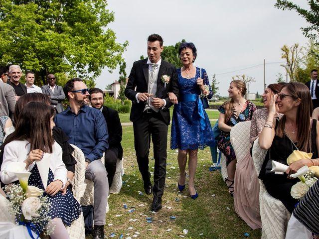 Il matrimonio di Alan e Deborah a Rubiera, Reggio Emilia 18