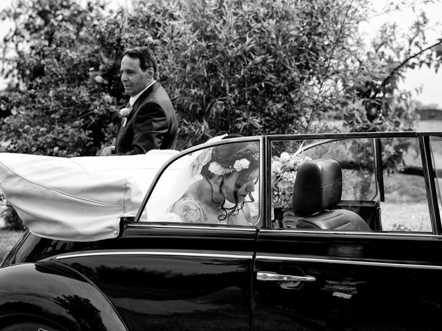 Il matrimonio di Alan e Deborah a Rubiera, Reggio Emilia 19