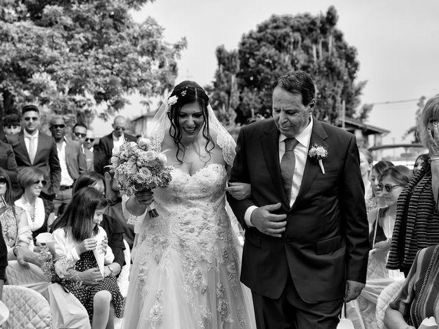 Il matrimonio di Alan e Deborah a Rubiera, Reggio Emilia 20