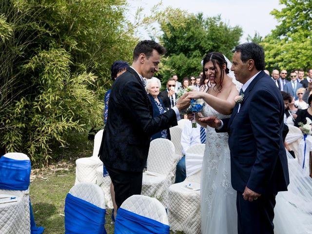 Il matrimonio di Alan e Deborah a Rubiera, Reggio Emilia 21