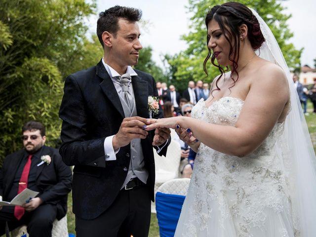 Il matrimonio di Alan e Deborah a Rubiera, Reggio Emilia 23