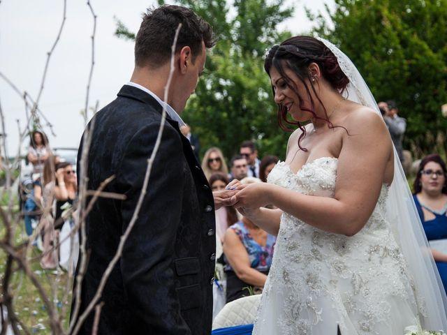Il matrimonio di Alan e Deborah a Rubiera, Reggio Emilia 24