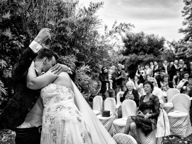 Il matrimonio di Alan e Deborah a Rubiera, Reggio Emilia 25