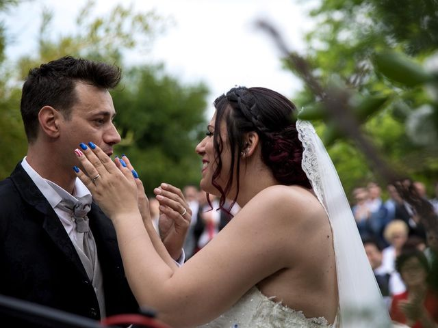 Il matrimonio di Alan e Deborah a Rubiera, Reggio Emilia 26