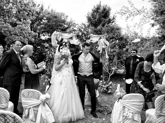 Il matrimonio di Alan e Deborah a Rubiera, Reggio Emilia 28