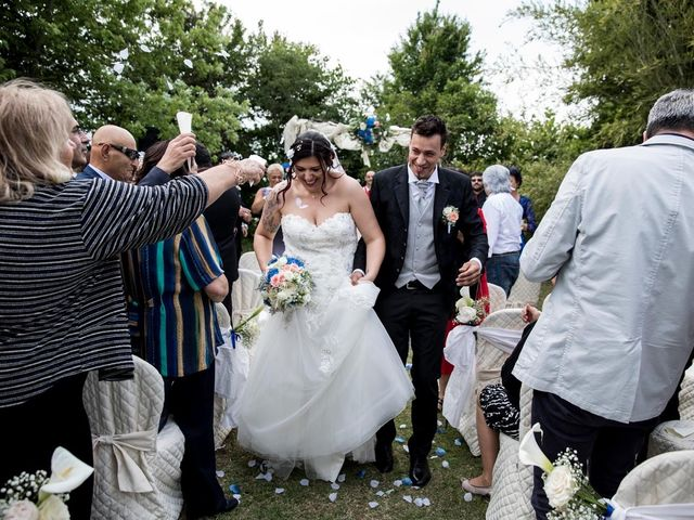 Il matrimonio di Alan e Deborah a Rubiera, Reggio Emilia 29