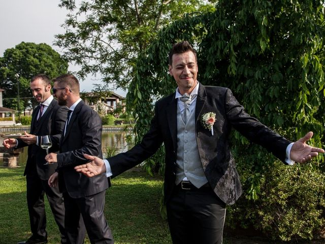 Il matrimonio di Alan e Deborah a Rubiera, Reggio Emilia 32