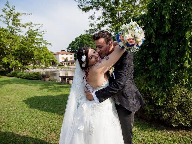 Il matrimonio di Alan e Deborah a Rubiera, Reggio Emilia 33