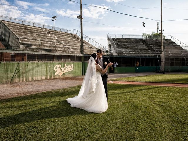 Il matrimonio di Alan e Deborah a Rubiera, Reggio Emilia 35