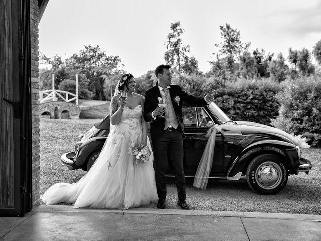 Il matrimonio di Alan e Deborah a Rubiera, Reggio Emilia 41