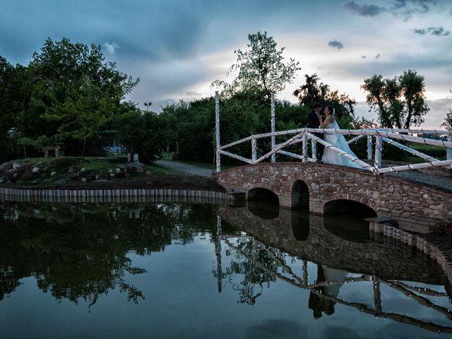 Il matrimonio di Alan e Deborah a Rubiera, Reggio Emilia 42
