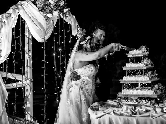Il matrimonio di Alan e Deborah a Rubiera, Reggio Emilia 44