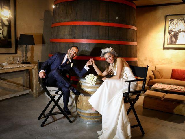 le nozze di Verusca e Francesco