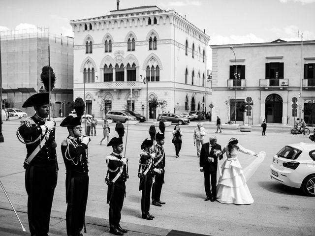 Il matrimonio di Alessandro e Anastasia a Cerignola, Foggia 36