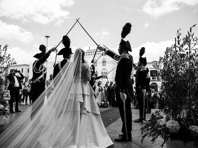 Il matrimonio di Alessandro e Anastasia a Cerignola, Foggia 58