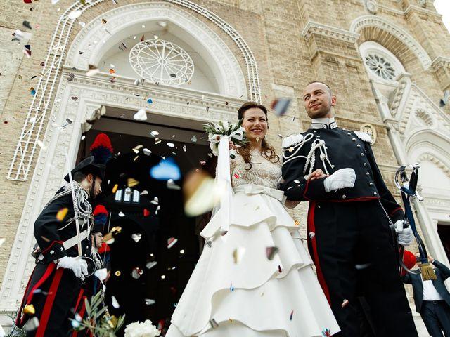 Il matrimonio di Alessandro e Anastasia a Cerignola, Foggia 61