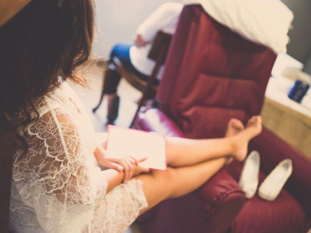 Il matrimonio di Nicky e Cleo a Castelpagano, Benevento 15