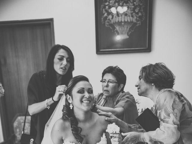 Il matrimonio di Nicky e Cleo a Castelpagano, Benevento 32