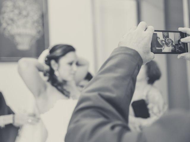 Il matrimonio di Nicky e Cleo a Castelpagano, Benevento 33
