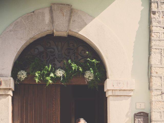 Il matrimonio di Nicky e Cleo a Castelpagano, Benevento 34