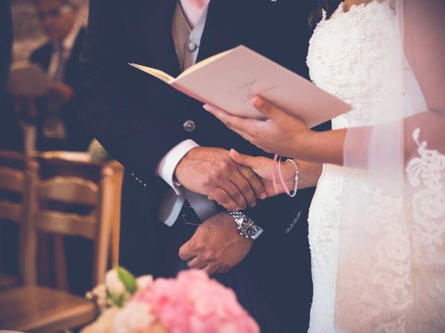 Il matrimonio di Nicky e Cleo a Castelpagano, Benevento 36