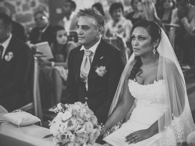 Il matrimonio di Nicky e Cleo a Castelpagano, Benevento 38