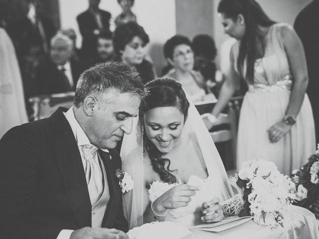 Il matrimonio di Nicky e Cleo a Castelpagano, Benevento 41