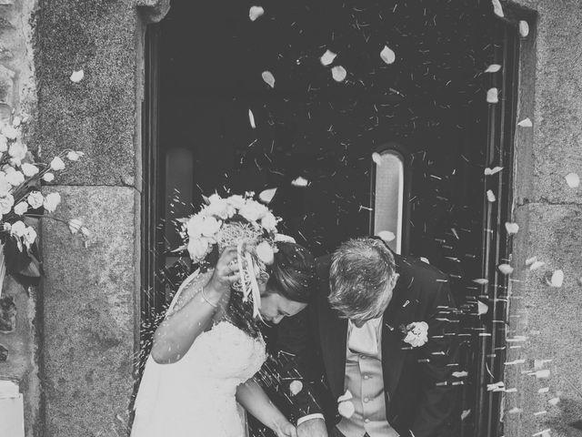 Il matrimonio di Nicky e Cleo a Castelpagano, Benevento 44