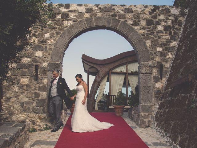Il matrimonio di Nicky e Cleo a Castelpagano, Benevento 47