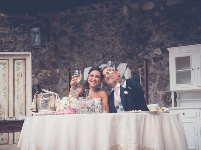 Il matrimonio di Nicky e Cleo a Castelpagano, Benevento 49