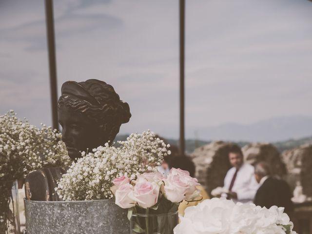 Il matrimonio di Nicky e Cleo a Castelpagano, Benevento 50