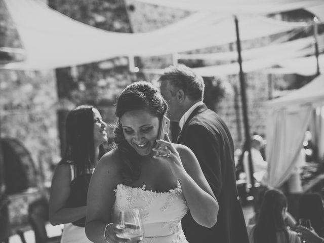 Il matrimonio di Nicky e Cleo a Castelpagano, Benevento 53