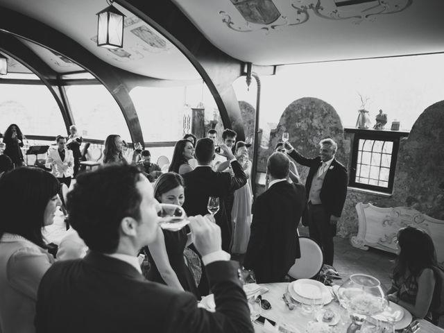Il matrimonio di Nicky e Cleo a Castelpagano, Benevento 57