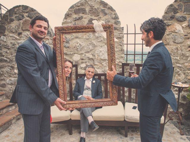 Il matrimonio di Nicky e Cleo a Castelpagano, Benevento 60