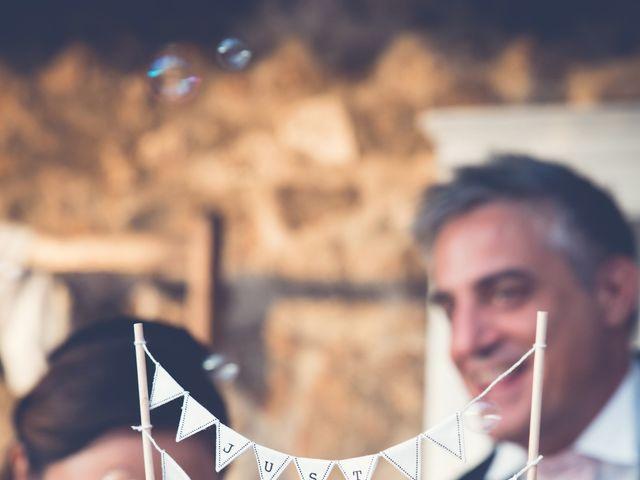 Il matrimonio di Nicky e Cleo a Castelpagano, Benevento 62