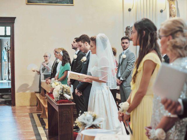 Il matrimonio di Paolo e Elisa a Gornate-Olona, Varese 17