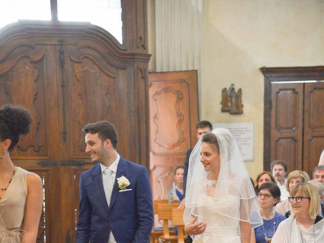 Il matrimonio di Paolo e Elisa a Gornate-Olona, Varese 18