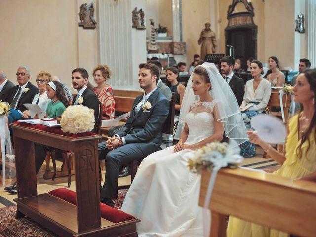 Il matrimonio di Paolo e Elisa a Gornate-Olona, Varese 19