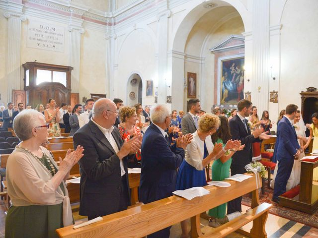 Il matrimonio di Paolo e Elisa a Gornate-Olona, Varese 23