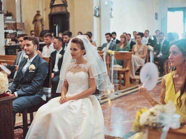 Il matrimonio di Paolo e Elisa a Gornate-Olona, Varese 25