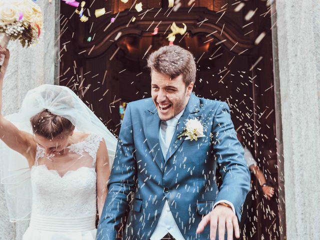 Il matrimonio di Paolo e Elisa a Gornate-Olona, Varese 26