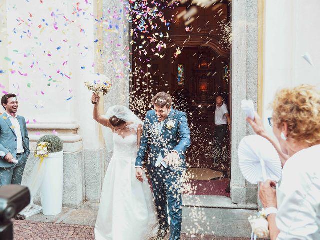Il matrimonio di Paolo e Elisa a Gornate-Olona, Varese 27