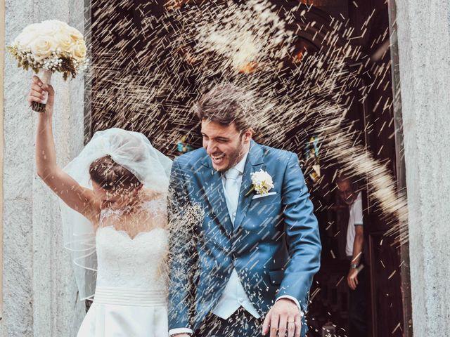 Il matrimonio di Paolo e Elisa a Gornate-Olona, Varese 28