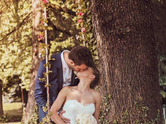 Il matrimonio di Paolo e Elisa a Gornate-Olona, Varese 34