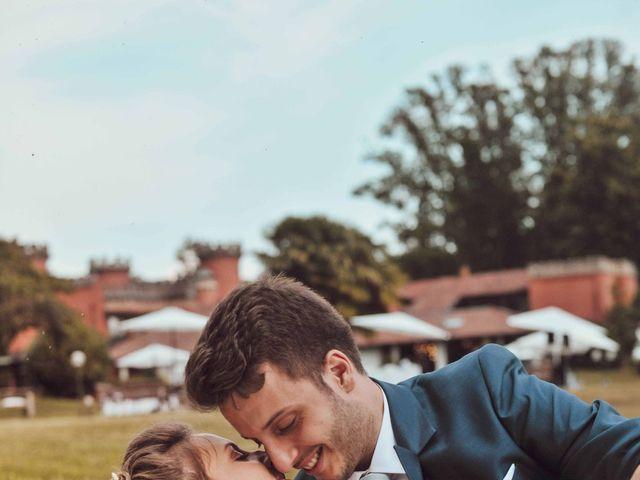 Il matrimonio di Paolo e Elisa a Gornate-Olona, Varese 44